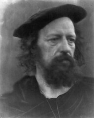 Alfred Tennyson by janetroche16