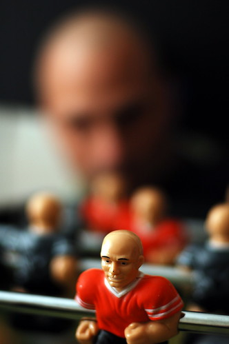 My Bald Head Clone World Dominating Army of Mini-Me's