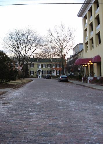 Streets of Brick