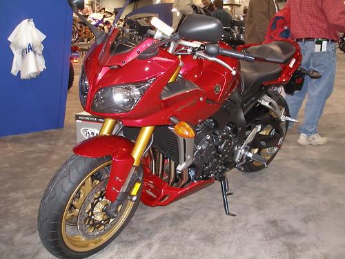 motorcycle yamaha fz1