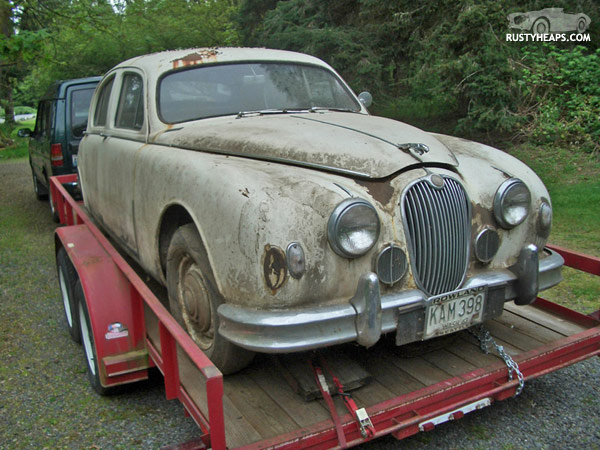 1958 Jaguar Mark I