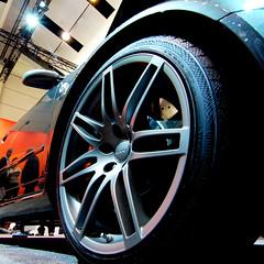 Audi RS4 (Rocky413) Tags: show toronto car autoshow tokina audi rims rs4 tokinaaf1224mmf4 2008torontoautoshow rokchoi