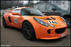 | Lotus Exige S | (Denniske) Tags: auto sky car race canon eos rebel kiss events x voiture racing dennis circuit limit zolder noten carspotting xti 400d rebelxti eos400d kissx skylimit denniske dennisnoten trakckday