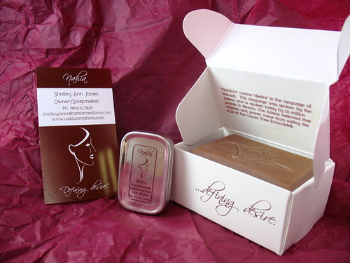 Nahia Creations Giveaway