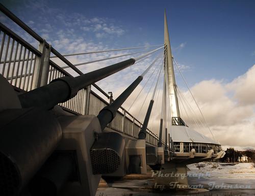 Sals on the Bridge
