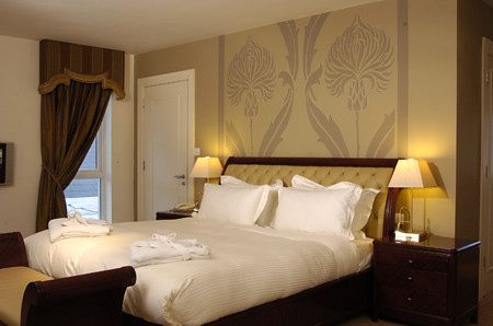 Jacksons Hotel Bedroom Suite