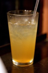 Helen's brown sugar lemonade
