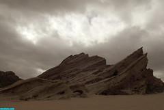 VasquezRocks134 (mcshots) Tags: california travel sky plants usa clouds losangeles spring desert cloudy socal mcshots aguadulce vasquezrocks weatherphotography losangelescountyparks