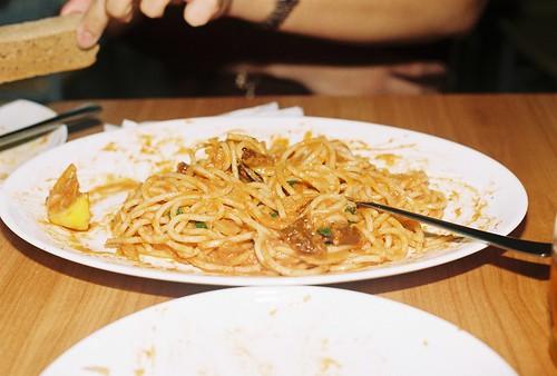 Spaghetti Mafiosi