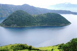 Cotacachi-lake
