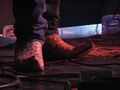 Boots (mjecker) Tags: boots greenriverordinance warehouselive 512008