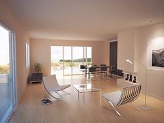 Modern interior(Test)