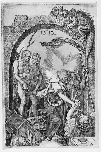 Cristo en el limbo