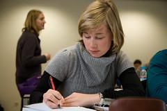 Studenten Erasmushogeschool Brussel
