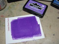 Pigment Inks #2001