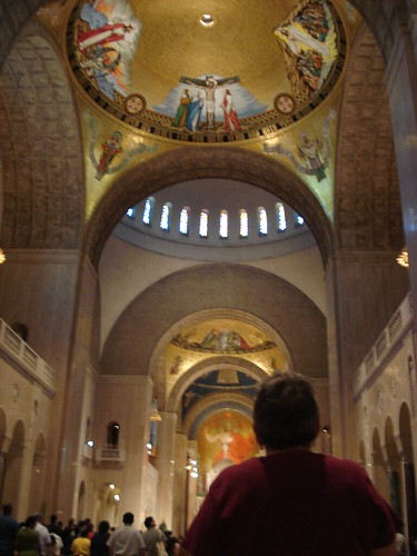 Shrine of Immaculate Conception DC 052