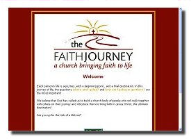 The Faith Journey - before