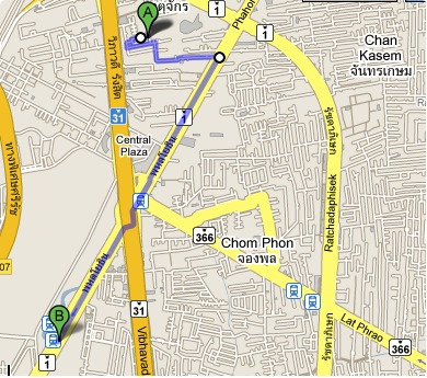 route of 31 oct 2008