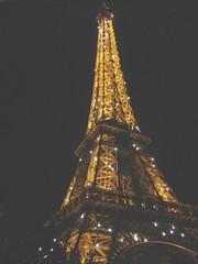 The Eiffel Tower, Paris, October 2005