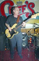 GriffsJam004a (Grudnick) Tags: peteralbin bass bigbrotherandtheholdingcompany rockmuscian rockroll griffslanding frederick maryland janis janisjoplin film 35mm negative agfa hdc400