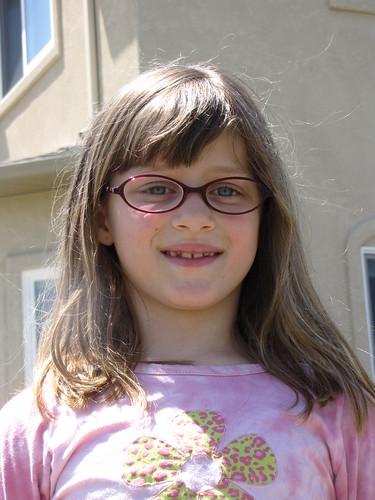 Kaia's New Glasses