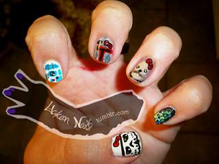 Hello Wars ucken-nails