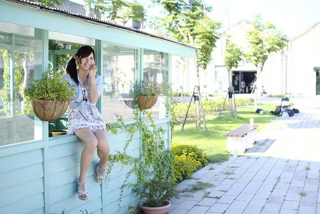 小熙,台中創意園區