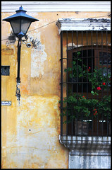 And i look out my window... (anita gt) Tags: window ventana guatemala sigma finestra antigua farol guate 55200mm travelerphotos diamondclassphotographer flickrdiamond flickrgt