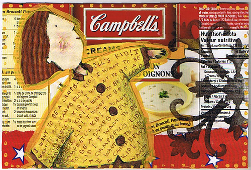 Campbell's Soup Kid