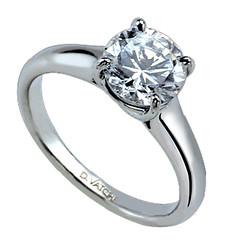 Vatche Solitaire Engagement Ring