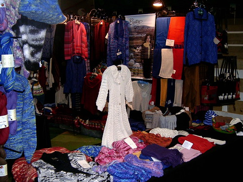 Handmade Garments - SAFF 2007
