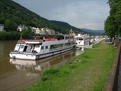 Germany: Heidelberg - IMG_1142a (kawilson) Tags: white heidelberg flotilla whiteflotilla