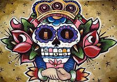 DIA DE MUERTOS EN MEXICO (PrenD-T) Tags: