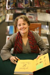 Alice Waters - 3 (mhuang) Tags: berkeley books chef paloalto author chezpanisse alicewaters