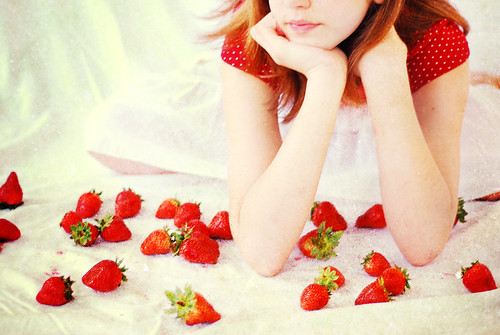 Strawberry Fields Forever... / Kaitlin M