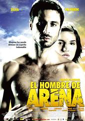 Póster, trailer y making-of de 'El hombre de arena'
