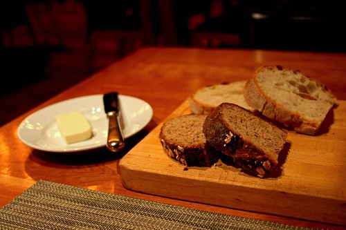 Bread board and butter