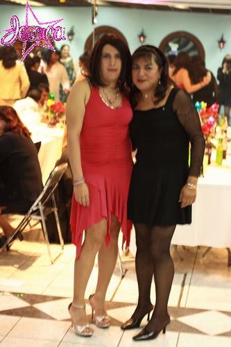 Fiesta y mi amiga Trixie