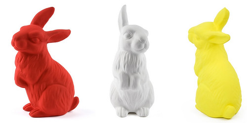 paul smith ceramic bunnies