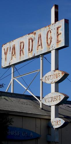 Yardage