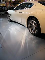 ligt from Maserati GranTurismo