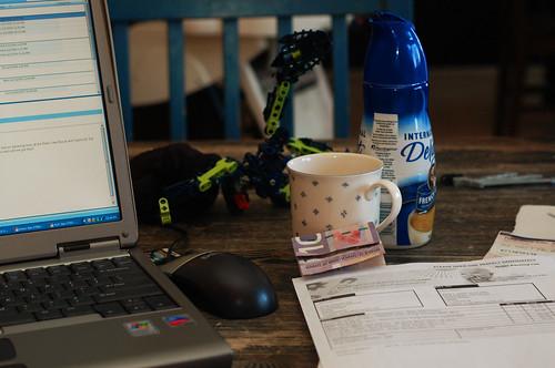 I need a real office!