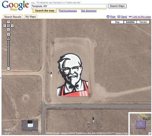 KFC space logo