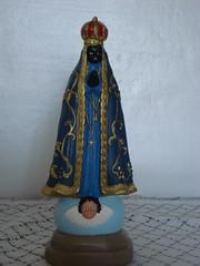 Nossa Senhora Aparecida (Digo Pessoa) Tags: bonecas arte afro artesanato imagens decorao gesso pinturas africanas decorativo