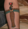 Tattoo 2 Another Egyptian influenced