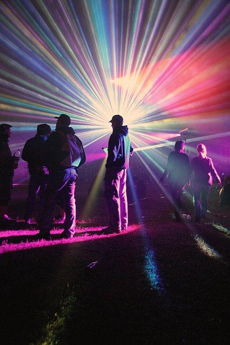 Fusion Laser Show
