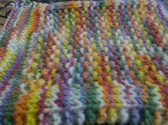 socksndishcloth 013 (crochet-along) Tags: knitting craft yarn dishcloth cotton