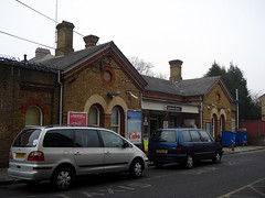 Picture of Sydenham Station