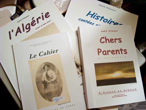 Cher Parents et Le Cahier