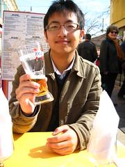 法國1664啤酒!